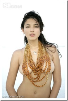 Jessica Gomes - 2008 Sports Illustrated
