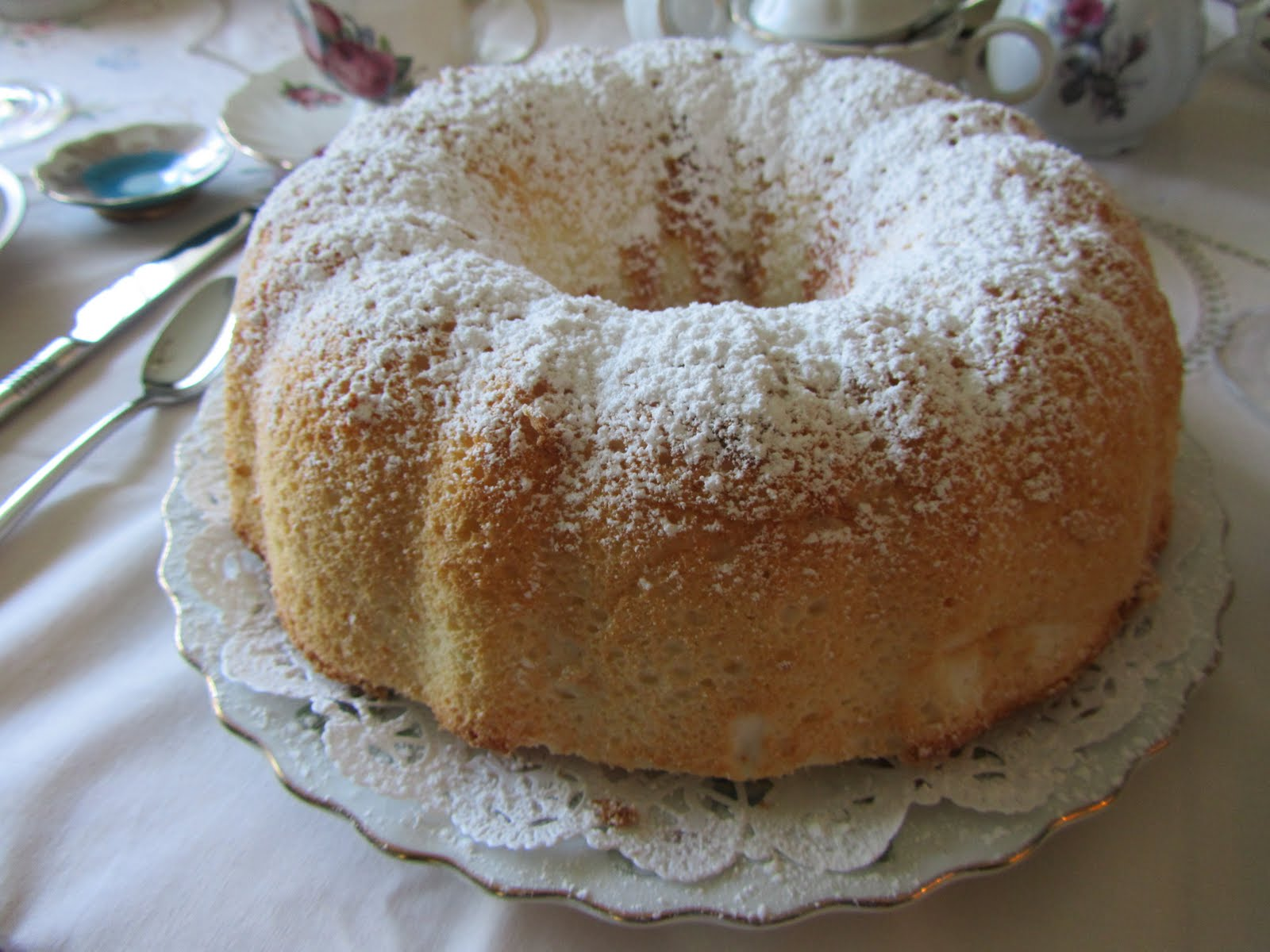 Barefoot Contessa Lemon Cake By Ina Garten Recipe — Dishmaps
