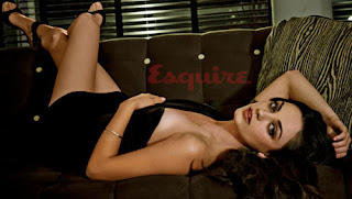 Hot Mila Kunis in Esquire Magazine