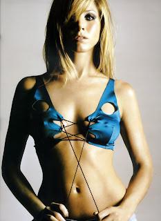 Jennifer Aniston in Glamour Magazine UK