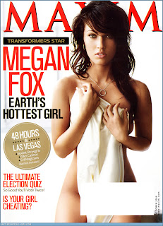 Megan Fox Hot For Maxim Magazine