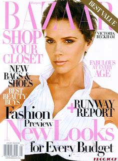 Victoria Beckham - Harper's Bazaar Magazine