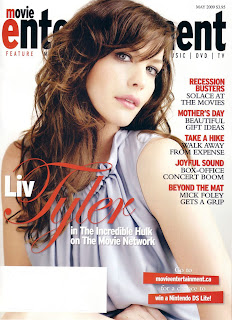 Liv Tyler Hits Movie Entertainment Magazine