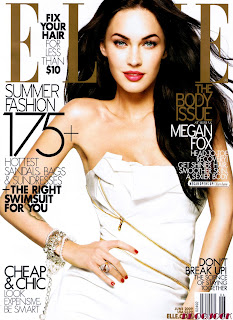 Megan Fox - Elle Magazine June 09' Issue Pictures