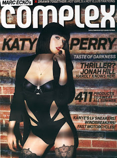 Katy Perry Hot In Complex Magazine