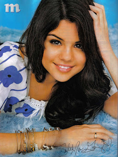 Selena Gomez in M Magazine September 2009<br />