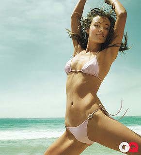 Olivia Wilde: Hot and Sexy in GQ Magazine