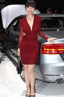 Christina Ricci Sexy Like Audi