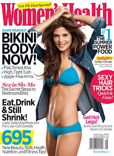 Ashley Greene Bikini Pictures Women's Health