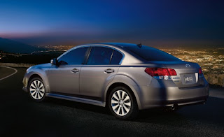 2011 Subaru Legacy 3.6R Limited Pic
