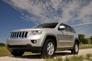 2011 Jeep Grand Cherokee Laredo 4×2