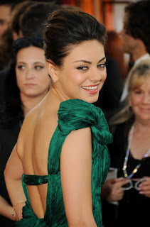 Mila Kunis - 68TH Annual Golden Globe Awards