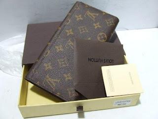 Louis Vuitton Billeteras