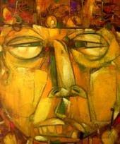 Máscara ancestral I