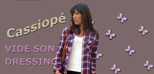 CASSIOPE VIDE SON DRESSING