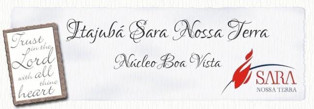 Itajubá Sara Nossa Terra