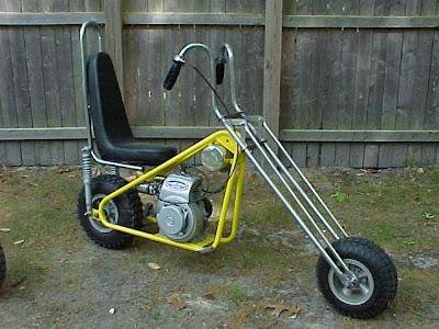 Chopper Mini Bikes