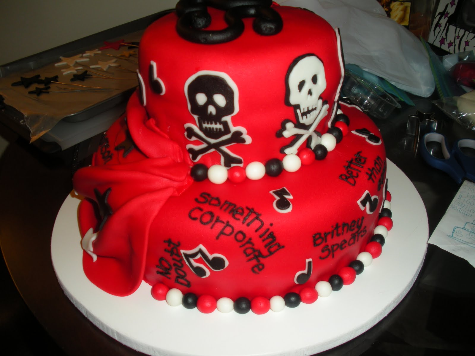 Happy Th Birthday Jenna Cake