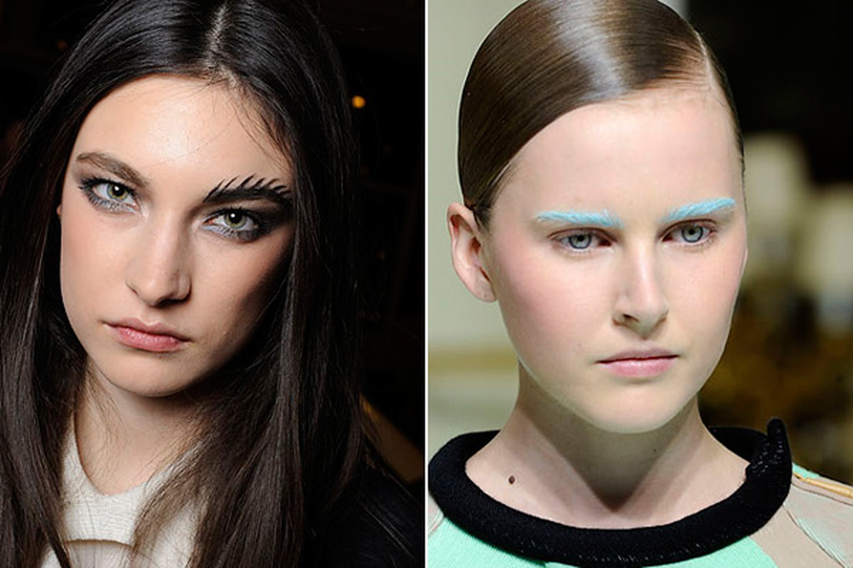 Girl About Town: Autumn / Winter Make-Up Trends 2010