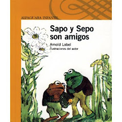 SAPO Y SEPO SON AMIGOS-ARNOLD LOBEL