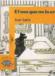 El oso que no lo era- Frank Tashlin
