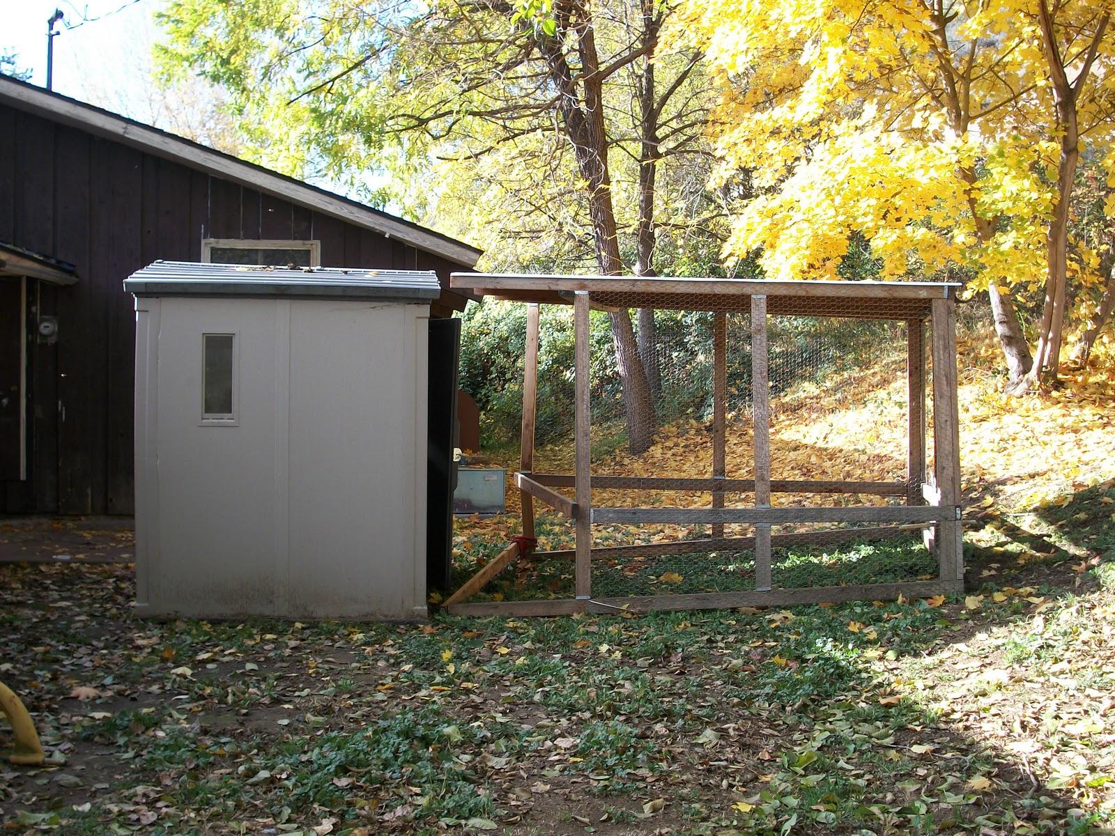 A little farm with a big heart november 2010 for Applegate house