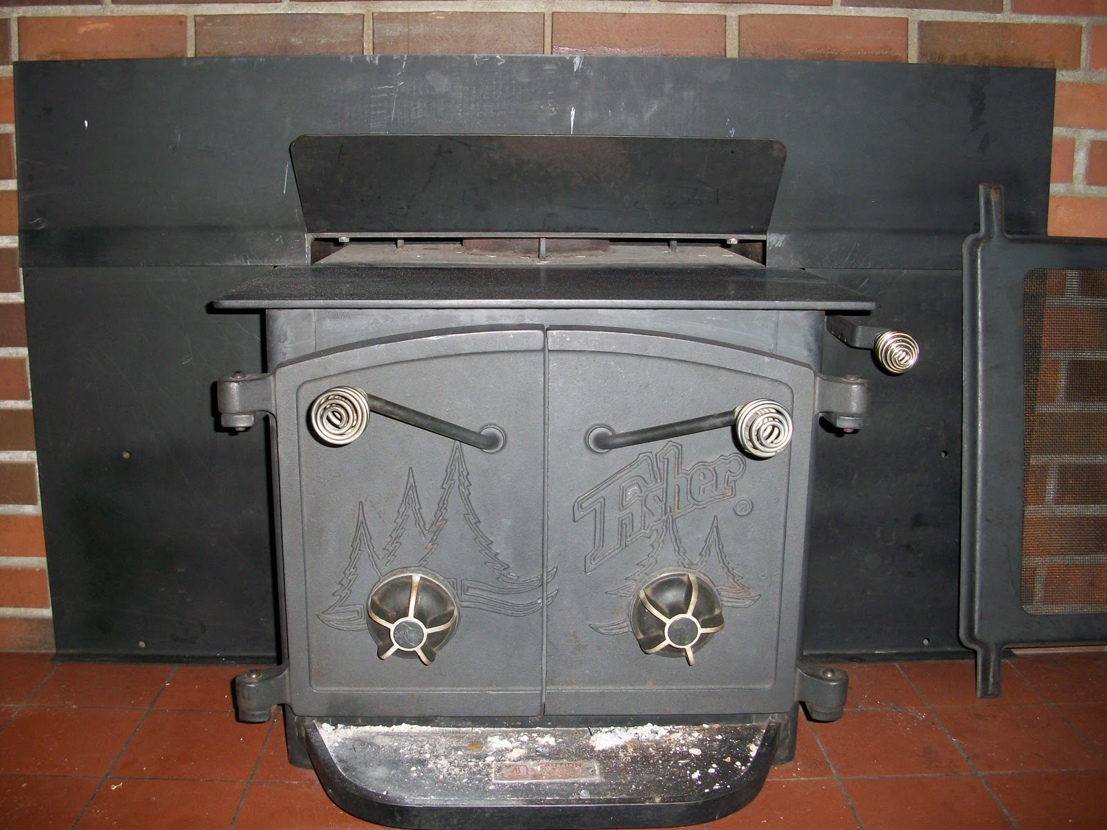 Fisher Stoves ~ crowdbuild for .