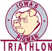 Iowa's Iconic PIGMAN TRIATHLONS - Sprint & Long Course