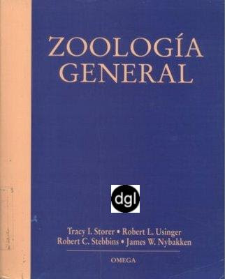 Zoologia+General+ +Tracy+Storer Zoología General – Tracy Storer – Robert L. Usinger – Robert C. Stebbins – James W. Nybakken
