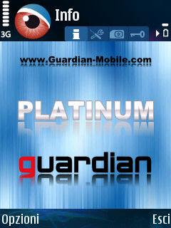 Каждый раз при включении смартфона, Guardian сличает номер вставленной SIM-