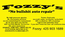 Fozzy's No B.S. Auto Repair