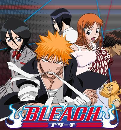 Bleach [Manga] - [Para leer online]     Tomos del 1 al 39
