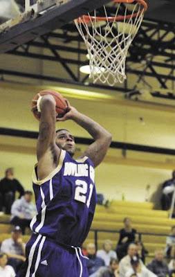 High School Basketball Recruit