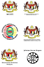 Malaysian Government Ministries & Departments