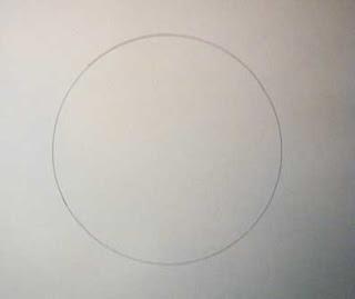 come fare un mandala cerchio