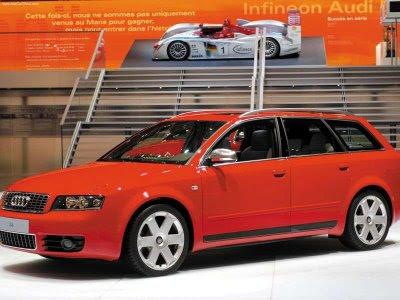 audi s4 avant b7. 2002 Audi S4 Avant