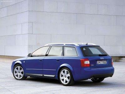 Car Gallery 2002 Audi S4 Avant