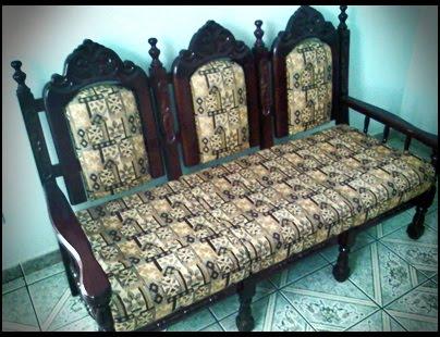 Lavata limpeza de estofados ribeir o preto sua casa seu estilo - Sofas estilo colonial ...