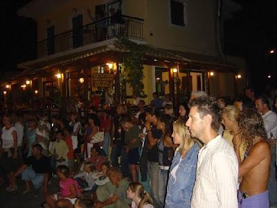 Corfu musica dal vivo