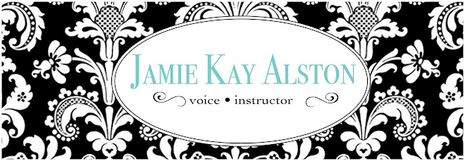 Jamie Kay Alston's Voice Studio