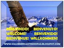 HONRADO POR RECEBER SUA VISITA!