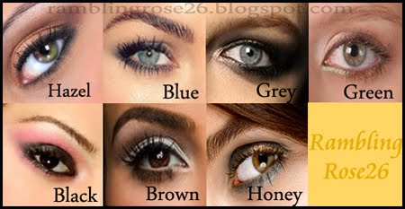 makeup for every eye color ramblingrose26 male models