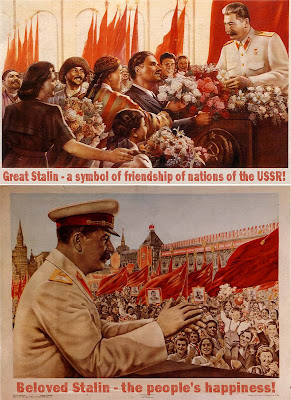 Final countdown: VIGNETTE 1 - Joseph Stalin, Cult of Personality
