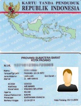 Mengenal e-KTP, KTP elektronik yang akan segera diluncurkan Indonesia