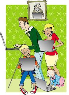Home Working - Kerja di Rumah