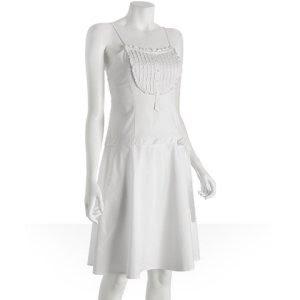 Bcbg White Dress on Bcbg Dresses Outlet