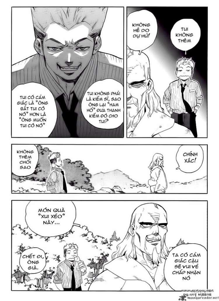 Aiki chap 64 - Trang 26