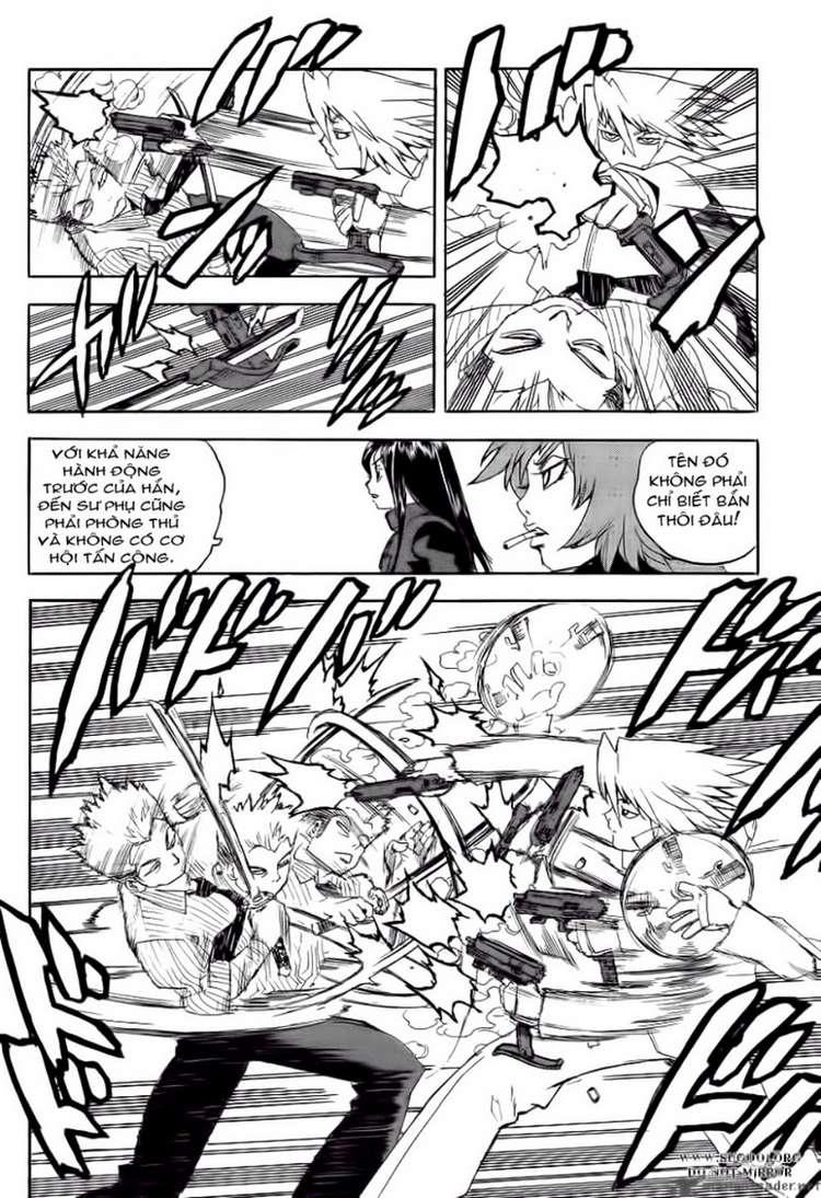 Aiki chap 64 - Trang 22