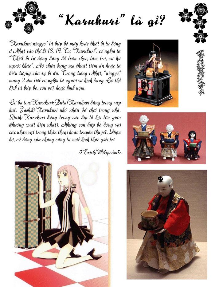 Odette Chapter Karakuri Odette Chapter 1