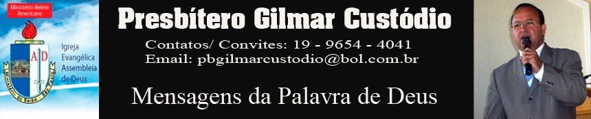 PRESBÍTERO GILMAR CUSTÓDIO